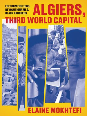 cover image of Algiers, Third World Capital