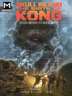 cover image of Skull Island: The Birth of Kong