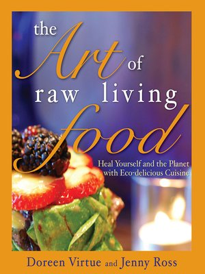 cover image of The Art of Raw Living Food