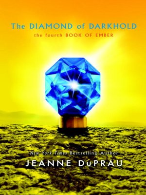 cover image of The Diamond of Darkhold