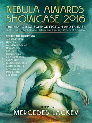 cover image of Nebula Awards Showcase 2016