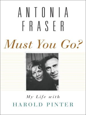 cover image of Must You Go?