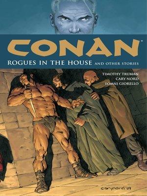 cover image of Conan, Volume 5