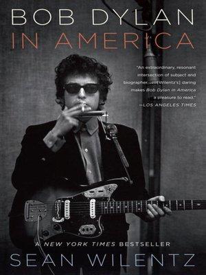 cover image of Bob Dylan In America