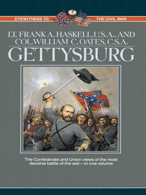 cover image of Gettysburg