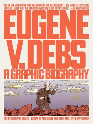 cover image of Eugene V. Debs