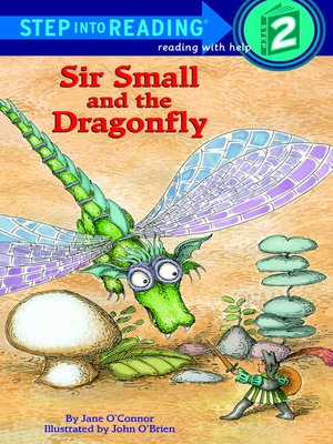 cover image of Sir Small and the Dragonfly