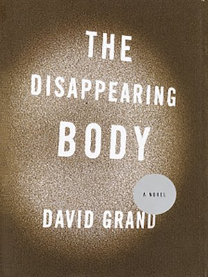 cover image of The Disappearing Body