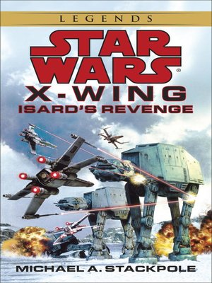 cover image of Isard's Revenge