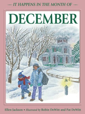 cover image of It Happens in the Month of December