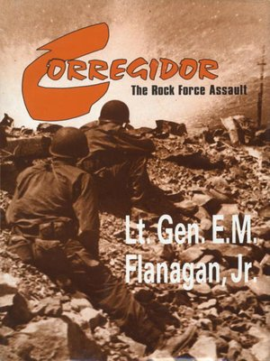 cover image of Corregidor, the Rock Force Assault, 1945