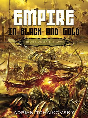 cover image of Empire in Black and Gold