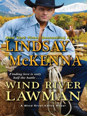cover image of Wind River Lawman
