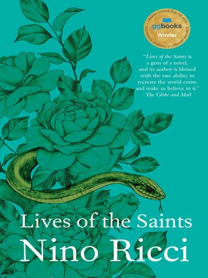cover image of Lives of the Saints