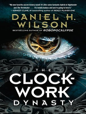 cover image of The Clockwork Dynasty