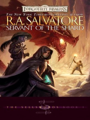 cover image of The Servant of the Shard
