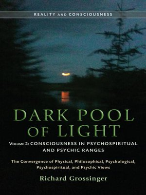 cover image of Dark Pool of Light, Volume Two