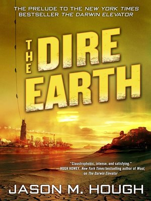 cover image of The Dire Earth