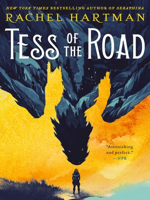 cover image of Tess of the Road