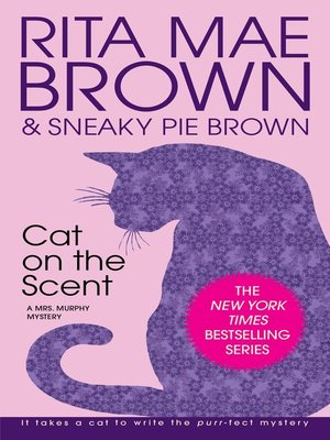 cover image of Cat on the Scent