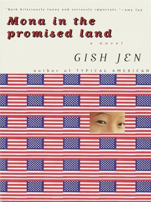cover image of Mona in the Promised Land