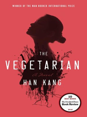 cover image of The Vegetarian