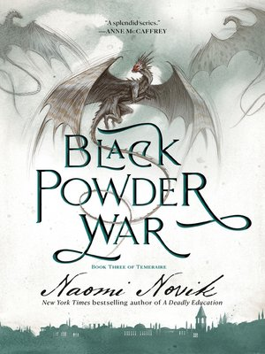 cover image of Black Powder War