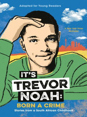 cover image of It's Trevor Noah