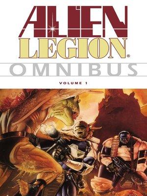 cover image of Alien Legion (1984), Omnibus Volume 1