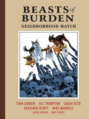 cover image of Beasts of Burden, Volume 2