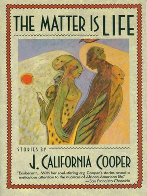 cover image of The Matter Is Life