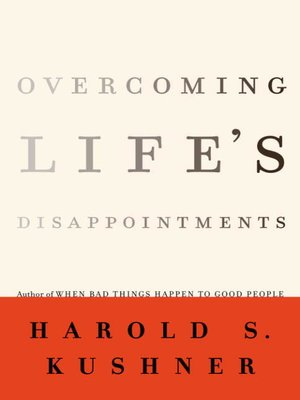 cover image of Overcoming Life's Disappointments