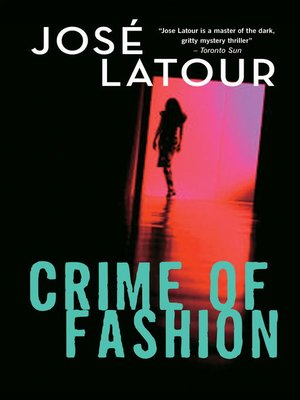 cover image of Crime of Fashion