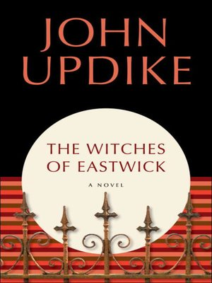 cover image of The Witches of Eastwick