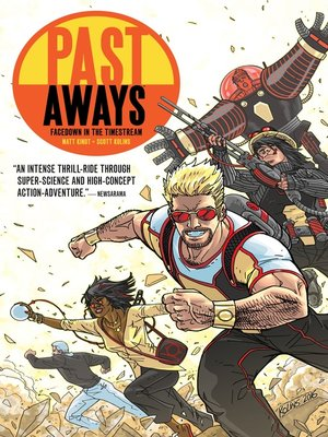 cover image of Past Aways: Facedown in the Timestream