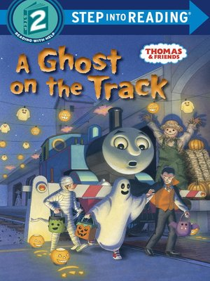 cover image of A Ghost on the Track