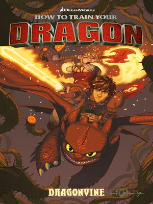 cover image of How to Train Your Dragon: Dragonvine