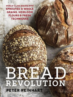 cover image of Bread Revolution