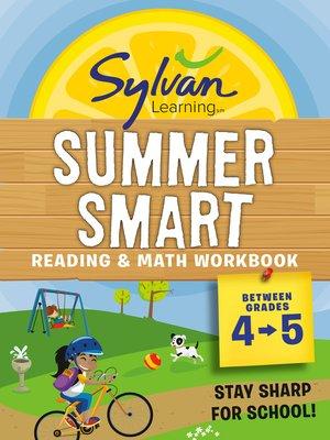 cover image of Sylvan Summer Smart Workbook