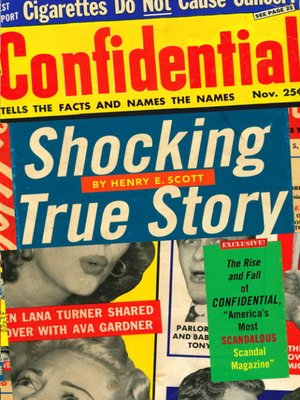 cover image of Shocking True Story