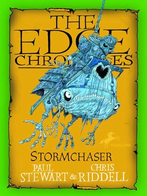 cover image of Stormchaser