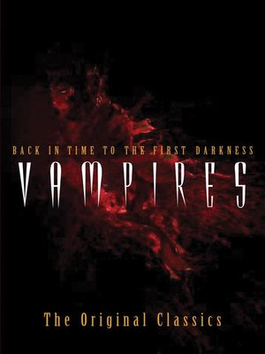cover image of Vampires