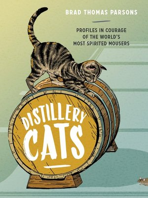 cover image of Distillery Cats