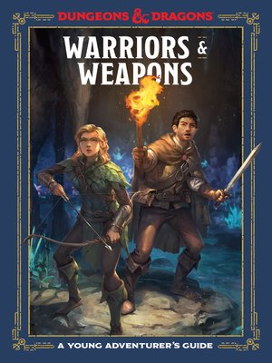 cover image of Warriors & Weapons (Dungeons & Dragons)