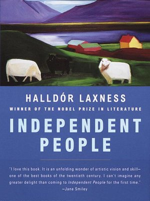 cover image of Independent People