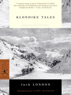 cover image of Klondike Tales