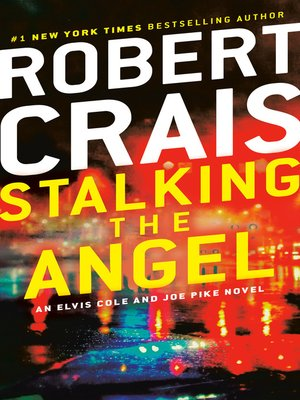 cover image of Stalking the Angel