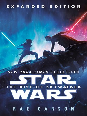 cover image of The Rise of Skywalker