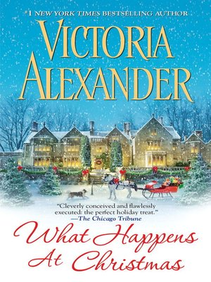 cover image of What Happens at Christmas