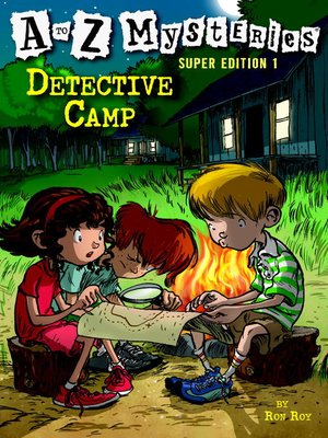 cover image of Detective Camp